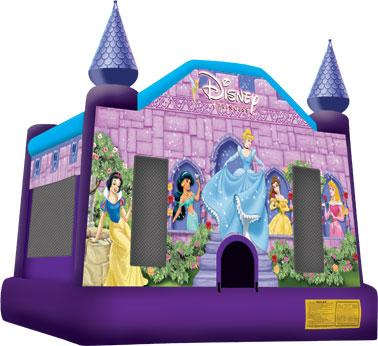 Cleveland, Oh Disney Princess inflatable rental